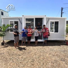 Australia Standard Expandable Container House