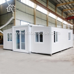 Mobile Expandable Container House